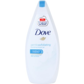 Dove Gentle Exfoliating Voedende Douchegel  met Peeling Effect   500 ml