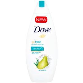 Dove Go Fresh gel de duche Pear & Aloe Vera Scent 250 ml