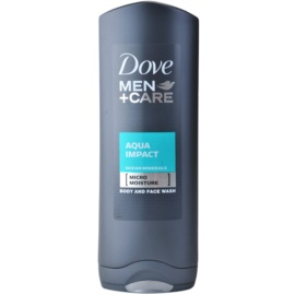 Dove Men+Care Aqua Impact sprchový gél  250 ml