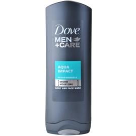Dove Men+Care Aqua Impact sprchový gel  250 ml