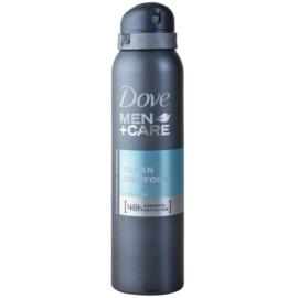 Dove Men+Care Clean Comfort dezodorant antiperspirant v spreji 48h  150 ml