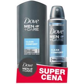 Dove Men+Care Clean Comfort Cosmetic Set I.