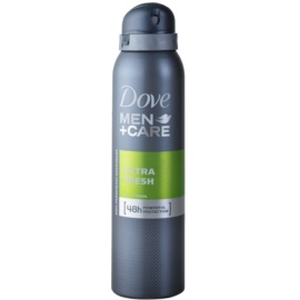 Dove Men+Care Extra Fresh antiperspirant in dezodorant v pršilu 48 ur  150 ml