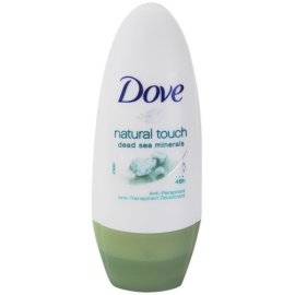Dove Natural Touch golyós dezodor roll-on 48h  50 ml