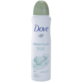 Dove Natural Touch Antitranspirant Deospray 48h  150 ml