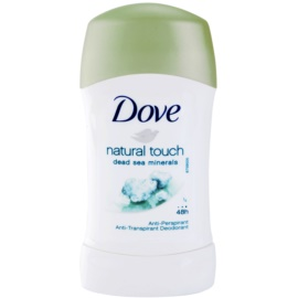 Dove Natural Touch antiperspirant 48h  40 ml