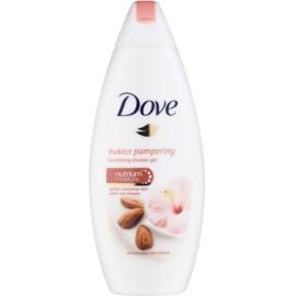 Dove Purely Pampering Almond tápláló tusoló gél  250 ml