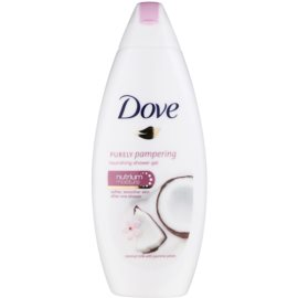 Dove Purely Pampering Coconut Milk gel de dus hranitor  250 ml
