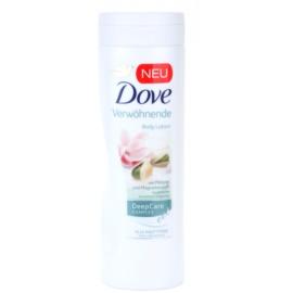 Dove Purely Pampering Pistachios And Magnolia výživné telové mlieko  pistácie a magnólia  400 ml