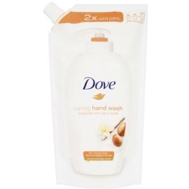 Dove Purely Pampering Shea Butter Flüssigseife Ersatzfüllung Karitébutter und Vanille  500 ml