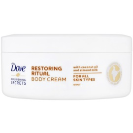 Dove Nourishing Secrets Restoring Ritual crema corporal  250 ml