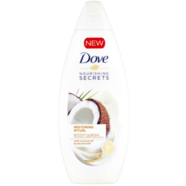 Dove Nourishing Secrets Restoring Ritual gel de dus  250 ml