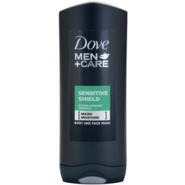 Dove Men+Care Sensitive Shield Duschgel für Gesicht & Körper  400 ml