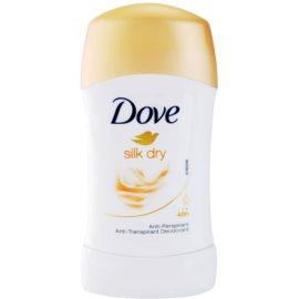 Dove Silk Dry antiperspirant 48h  40 ml