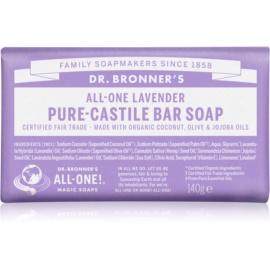 Dr. Bronner's Lavender Feinseife  140 g