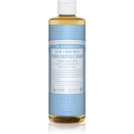 Dr. Bronner's Baby-Mild uniwersalne mydło w płynie nieperfumowane 475 ml