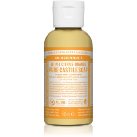 Dr. Bronner's Citrus & Orange   60 ml