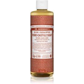 Dr. Bronner's Eucalyptus uniwersalne mydło w płynie 475 ml