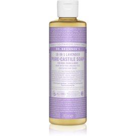 Dr. Bronner's Lavender uniwersalne mydło w płynie  240 ml