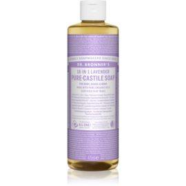 Dr. Bronner's Lavender uniwersalne mydło w płynie 475 ml