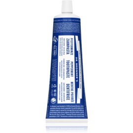 Dr. Bronner's Peppermint wybielająca pasta do zębów bez fluoru 140 g