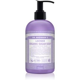 Dr. Bronner's Lavender mydło w płynie do ciała i włosów  355 ml