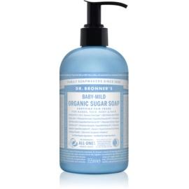 Dr. Bronner's Baby-Mild tekuté mýdlo na tělo a vlasy bez parfemace  355 ml