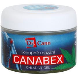 Dr. Cann Canabex konopný chladivý gel  220 ml