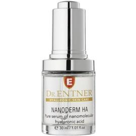 Dr. Entner Nanoderm HA hluboce hydratující čisté sérum proti stárnutí pleti  30 ml