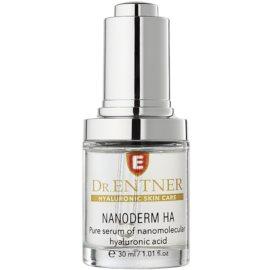 Dr. Entner Nanoderm HA sérum limpiador antiarrugas hidratación profunda  30 ml