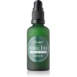 Dr. Feelgood Herbal Kick bi-phase verjongend serum voor Gevoelige Huid   50 ml