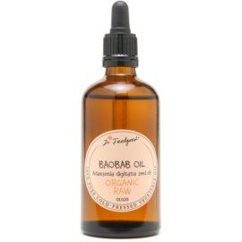 Dr. Feelgood BIO and RAW baobab olje za zelo suho kožo  100 ml