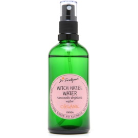 Dr. Feelgood BIO Floral Water with Witch-Hazel for Problematic and Irritated Skin  100 ml