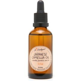 Dr. Feelgood RAW olej ze semen japonské kamélie  50 ml