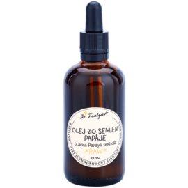 Dr. Feelgood RAW olej ze semen papáje  100 ml