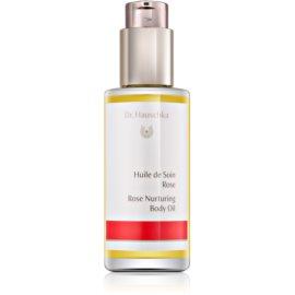 Dr. Hauschka Body Care telový olej z ruže  75 ml