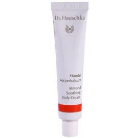 Dr. Hauschka Body Care upokojujúci telový krém z mandlí  10 ml