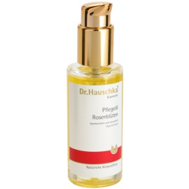 Dr. Hauschka Body Care óleo corporal de rosas  75 ml