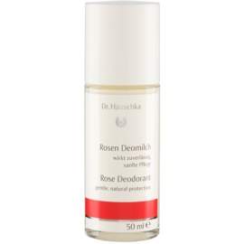 Dr. Hauschka Body Care růžový deodorant roll-on  50 ml