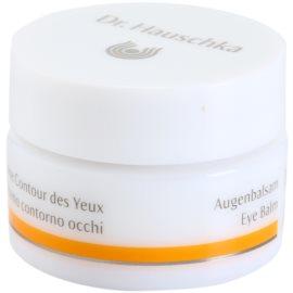 Dr. Hauschka Eye And Lip Care odżywczy balsam do okolic oczu  10 ml