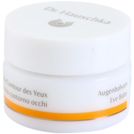 Dr. Hauschka Eye And Lip Care bálsamo nutritivo para contorno de ojos  10 ml