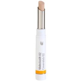 Dr. Hauschka Facial Care korekční tyčinka odstín 02 beige 2 g