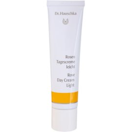 Dr. Hauschka Facial Care Light Cream From Rose  30 ml