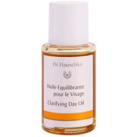 Dr. Hauschka Facial Care regulujący olejek na dzień do cery tłustej i problematycznej  30 ml