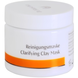 Dr. Hauschka Facial Care Cleansing And Brightening Facial Mask From Clay  90 g