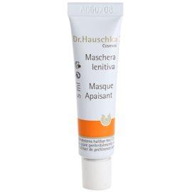 Dr. Hauschka Facial Care masque apaisant pour peaux sensibles et irritées  5 ml