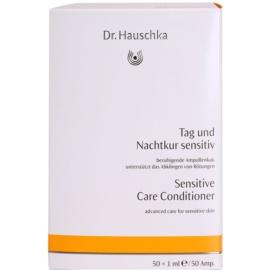 Dr. Hauschka Facial Care kuracja do twarzy dla cery wrażliwej  50 x 1 ml