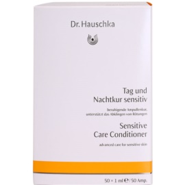 Dr. Hauschka Facial Care грижа за лицето за чувствителна кожа на лицето  50 x 1 мл.