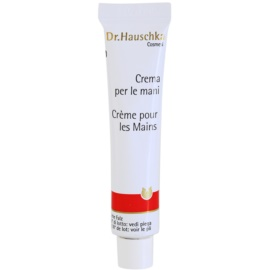 Dr. Hauschka Hand And Foot Care krém na ruky  10 ml