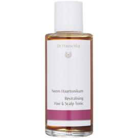 Dr. Hauschka Hair Care відновлюючий тонік для волосся та шкіри голови  100 мл